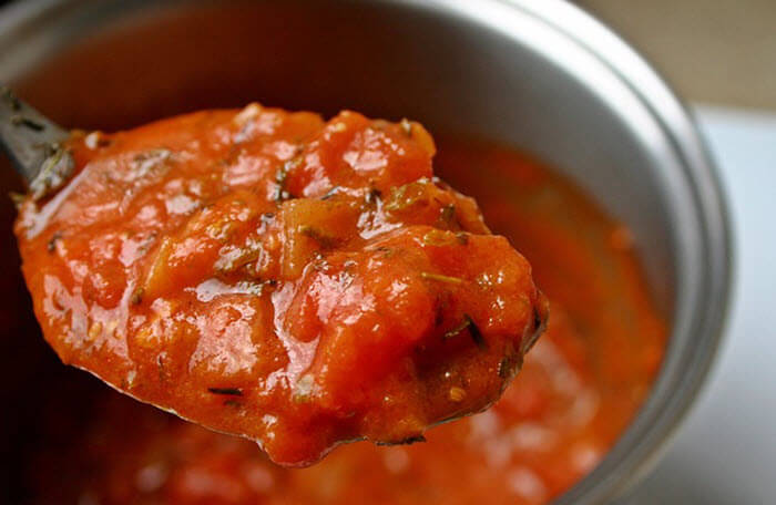 Como armazenar molho de tomate caseiro corretamente