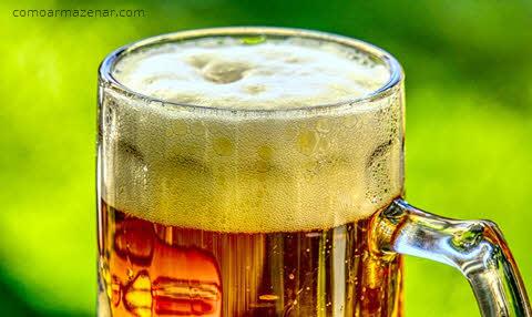 Como armazenar cerveja