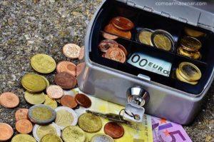 Como armazenar moedas novas e antigas