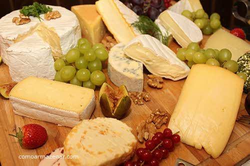 Como armazenar queijo Camembert