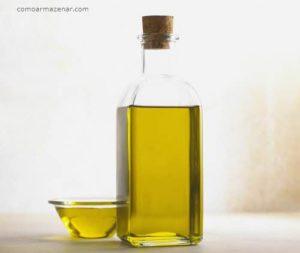 Como armazenar óleo de abacate