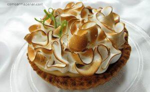 Como armazenar torta de limão com merengue