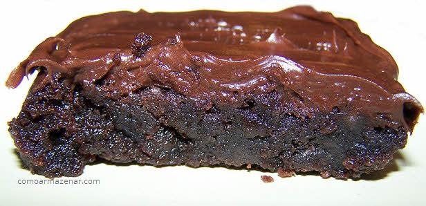 Como guardar brownie, pode congelar?