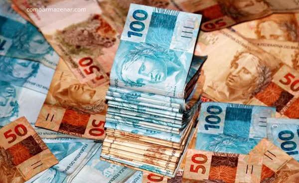 Como guardar dinheiro para não estragar
